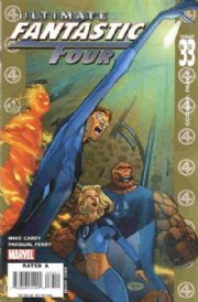 Ultimate Fantastic Four #33 Marvel Comics US Import